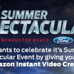 FREE $3 Amazon Instant Video Credit!