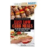 Easy Low Carb Meals FREE for Kindle!