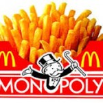 McDonald's Monopoly Instant Win Game and Free Codes!