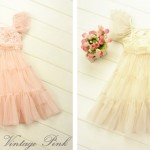 Vintage Fairy Lace Dress only $24.99!