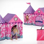 Children's Fairy Tent with Carrying Case only $21.99 shipped!