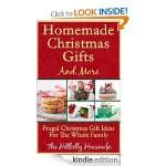 Homemade Christmas Gifts and More FREE for Kindle!