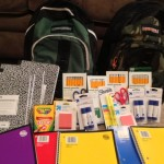 Pay it Forward Backpack Event!