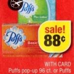FREE Puffs Tissues at CVS!