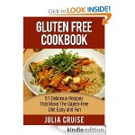 Gluten Free Cookbook FREE for Kindle