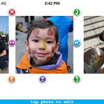 Blurb Mobile makes it easy to share your Halloween photos!