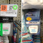 New Reach Floss and Toothbrushes coupons!