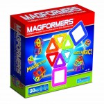 Magformers Rainbow 30 Piece Set only $29.99
