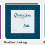 Personalized Chicken Soup for the Soul Blurb books!