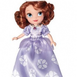 Sofia the First Princess Doll only $5.64!