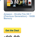 Best Buy Black Friday sale live ONLINE: Kindle Fire HD for $99 and more!