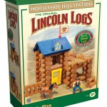 Lincoln Log Horseshoe Hill Station only $12.97