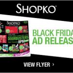 Shopko Black Friday Sale goes live Wednesday online!