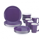 Rachael Ray 16 Piece Dinnerware sets just $31.99!