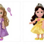 Disney Princess Dolls starting at $7.83