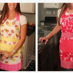 Decorative Aprons only $8.99!