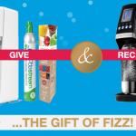 Sodastream Fizz it Forward Sweeps:  win one for your AND a friend!