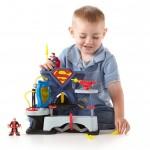 Imaginext DC Super Friends Superman Playset only $11.99