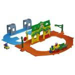 Playskool Sesame Street Elmo Junction Train Set only $19.99!