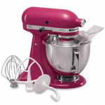 KitchenAid Mixer only $162.50 after discounts!