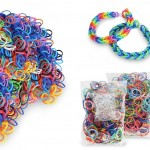 2,400 Xtra Strength Loom Bands only $6.50 SHIPPED!
