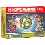 Magformers 34 Piece set just $25!