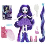 My Little Pony Equestria Girls Rarity Doll only $7.99!