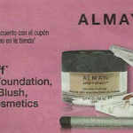 2 FREE Almay Cosmetics at Walgreens!
