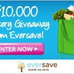 Eversave $10,000 Grocery Giveaway!