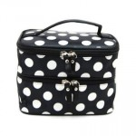 Black & White Cosmetic Bag only $4.16 shipped!