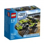 LEGO City Great Vehicles Monster Truck only $7.98!