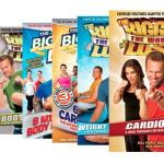 Biggest Loser DVDs on sale for $5.99!