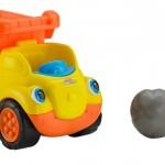 Fisher Price Little People Rumblin Rocks Dump Truck only $7.30!
