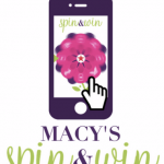 Macy's Spin & Win Instant Win Game!