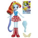 Rainbow Dash My Little Pony Equestria Girls Doll only $6.62!