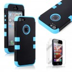 iPhone 5 Hard Impact Case plus Screen Protector only $2.81!