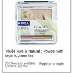 FREE Nivea Pure & Natural Powder product testing opportunity!