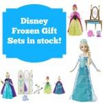 Disney Frozen Gift Sets IN STOCK!