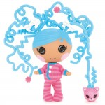 Lalaloopsy Littles Silly Hair Doll only $13.79!