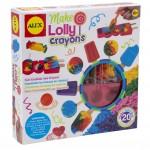 Alex Toys DIY Lollypop Crayon Kit 62% off!