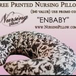 FREE Nursing Pillow!