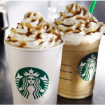 Starbucks: $5 for a $10 gift card!