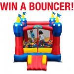 Win a Blast Zone Bounce House!