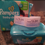 STOCK UP DEAL on Pampers Diapers & Wipes at Kroger!