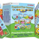 Preschool Prep 10 DVD set only $39.99!