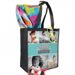 Custom Beach Tote only $4.98 Shipped!