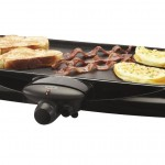 Oster Folding Griddle on sale for $19.99!