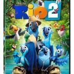 Rio 2 DVD only $14.99!