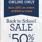 Gymboree 25% off plus FREE SHIPPING offer!