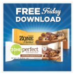 FREEBIE Friday:  Zone Perfect Bar and Domino Sugar!